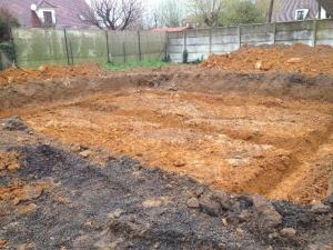 Construction maison brique PV4G Boissise le roi - Pringy - Saint Fargeau Ponthierry
