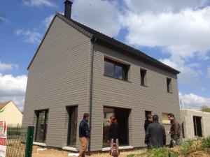 Construction maisons traditionnelles et maisons à ossature bois SEINE et MARNE
