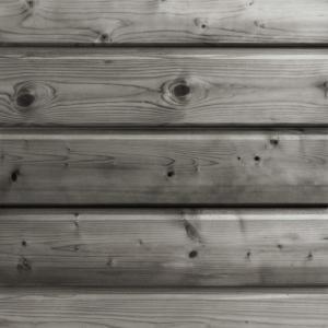 Nouveau bardage en sapin du nord grisé SILVERWOOD