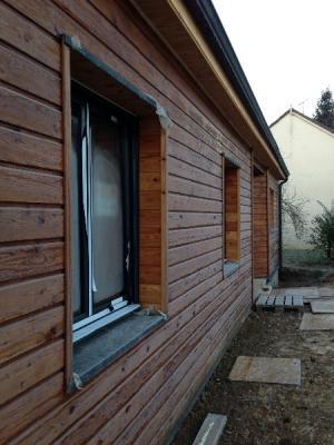 Construction maisons ossature bois NEMOURS