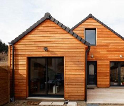 Construction de maisons à ossature bois Seine-et-Marne 77