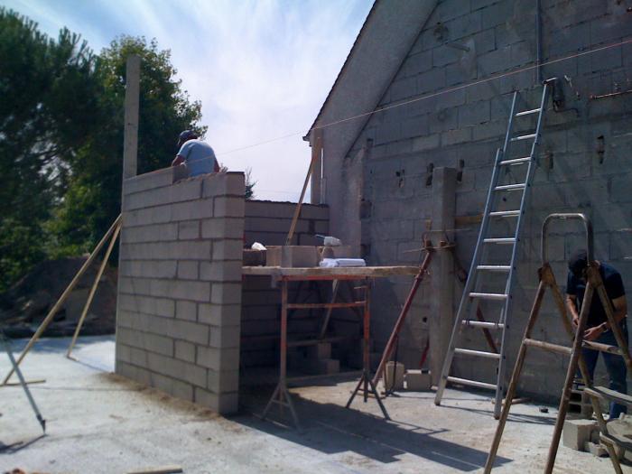 Actualit s maisons imhotep construction maisons for Agrandissement maison 77