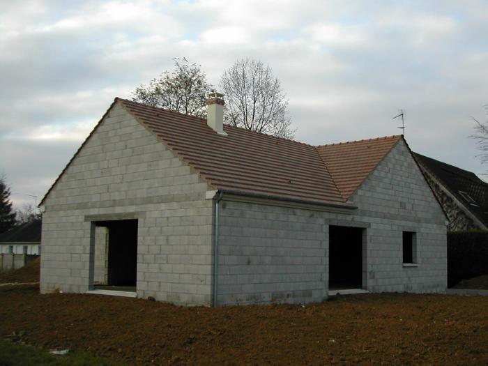 Maisons traditionnelles montigny sur loing maisons imhotep constructeur de maisons - Garage montigny sur loing ...