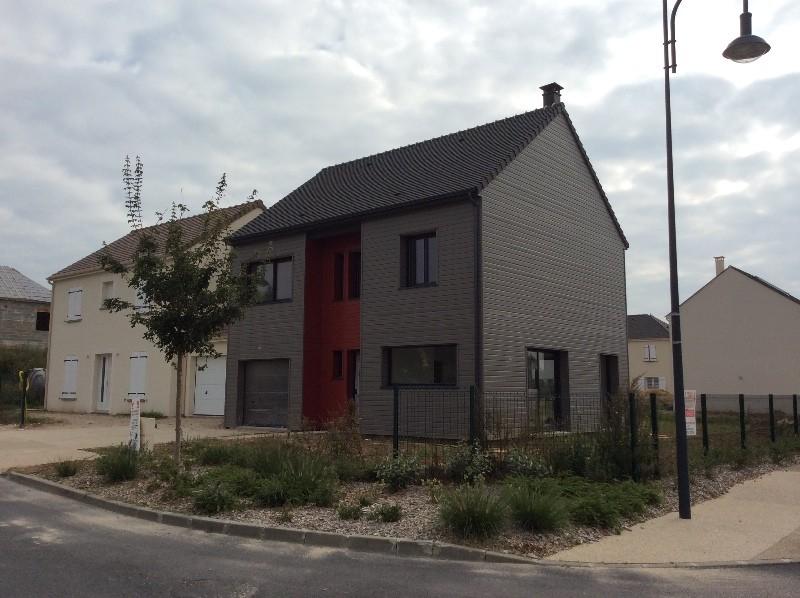 Ossature bois chartrettes bois le roi 77 maisons for Constructeur maison 77