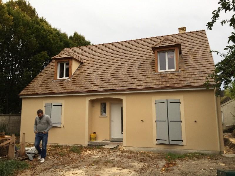 Maisons traditionnelles la genevraye montigny sur loing 77690 maisons imhotep constructeur - Garage montigny sur loing ...